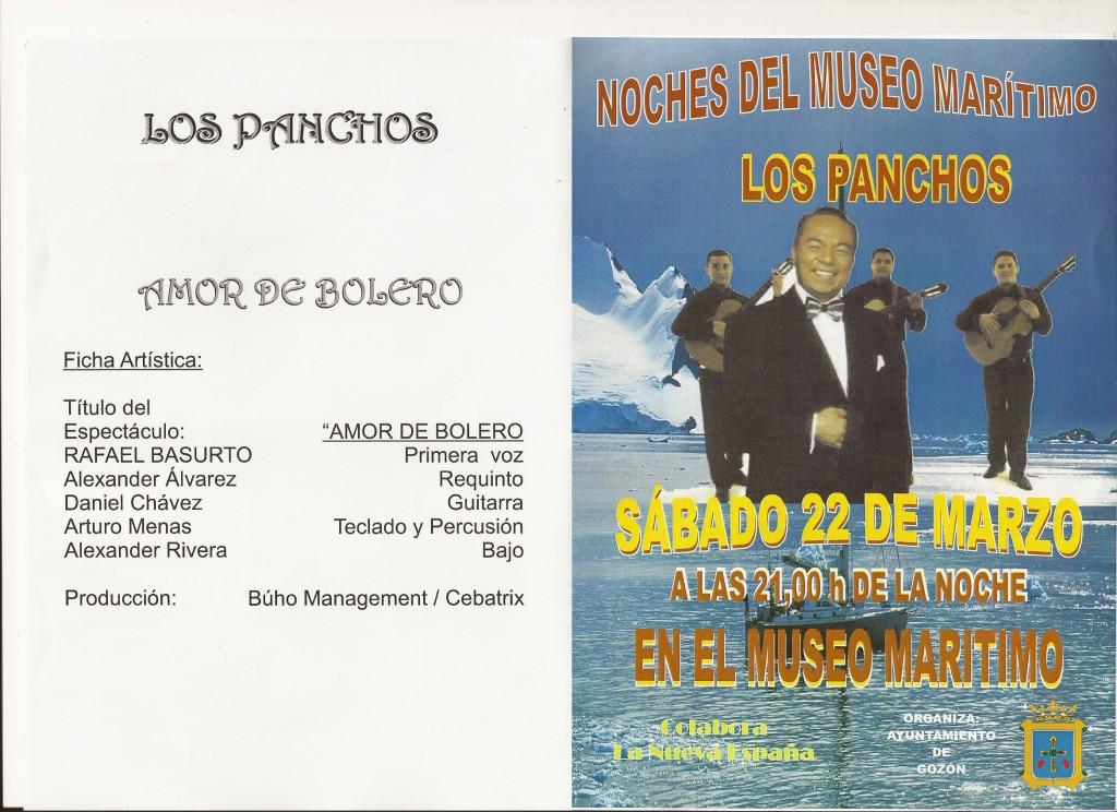 Actuación en el Museo Marítimo de Gozón (Asturias)