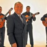 Rafael Basurto con el mejor complemento musical